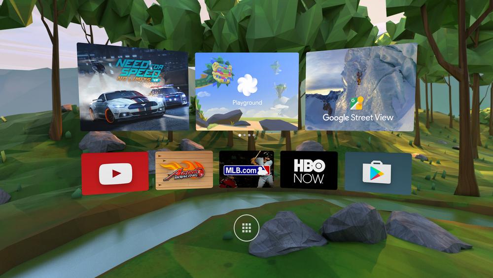 Google Daydream könnte Mainstream-VR dominieren. (Foto: Google)